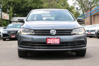 Used 2015 Volkswagen Jetta Trendline for sale in Brampton, ON