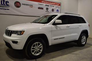 Used 2018 Jeep Grand Cherokee Laredo 4x4 8 vitesses+Apple Car Play+Google for sale in Sherbrooke, QC