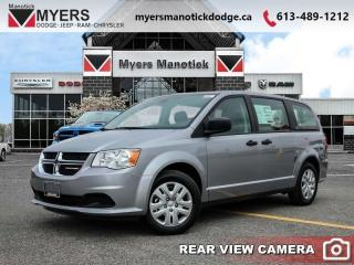 Used 2019 Dodge Grand Caravan Canada Value Package  - $160 B/W for sale in Ottawa, ON