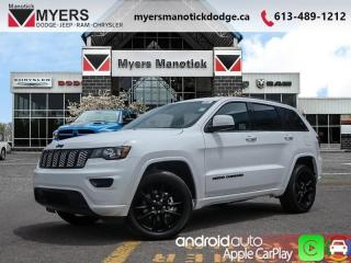 Used 2019 Jeep Grand Cherokee Altitude  - Navigation - $247 B/W for sale in Ottawa, ON