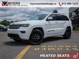 New 2019 Jeep Grand Cherokee Altitude  - Navigation - $251 B/W for sale in Ottawa, ON