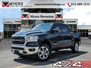 New 2019 RAM 1500 Big Horn  - Big Horn -  Remote Start - $265 B/W for sale in Ottawa, ON