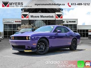 New 2019 Dodge Challenger R/T  -  Android Auto -  Apple CarPlay - $282 B/W for sale in Ottawa, ON