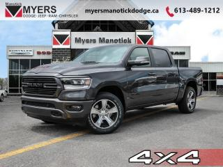 New 2019 RAM 1500 Sport  -  Android Auto -  Apple CarPlay - $318 B/W for sale in Ottawa, ON