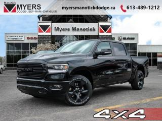 New 2019 RAM 1500 Sport  -  Android Auto -  Apple CarPlay - $319 B/W for sale in Ottawa, ON