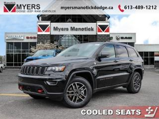 New 2019 Jeep Grand Cherokee Trailhawk  - Navigation - $307 B/W for sale in Ottawa, ON