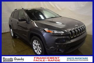 Used 2017 Jeep Cherokee North +V6, Nav, Aucun Carfax+ for sale in Cowansville, QC