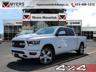 New 2019 RAM 1500 Sport  -  Android Auto -  Apple CarPlay - $325 B/W for sale in Ottawa, ON