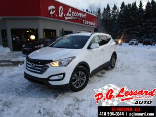 Used 2014 Hyundai Santa Fe Sport Premium awd siège et volant  chauffant for sale in St-Prosper, QC