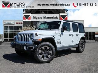 New 2019 Jeep Wrangler Unlimited Sahara  -  Android Auto - $298 B/W for sale in Ottawa, ON