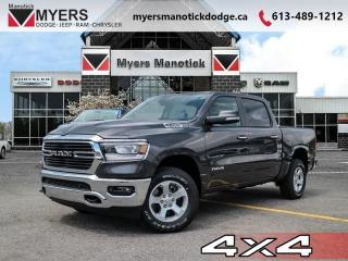 New 2019 RAM 1500 Big Horn  - Big Horn -  Remote Start - $283 B/W for sale in Ottawa, ON