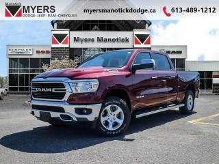 New 2019 RAM 1500 Big Horn  - Big Horn -  Remote Start - $279 B/W for sale in Ottawa, ON