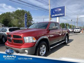 Used 2013 RAM 1500 Cabine quad 4RM, 140,5 po SLT for sale in Victoriaville, QC
