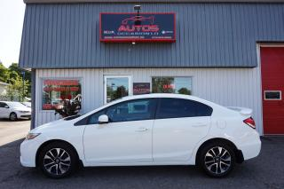Used 2014 Honda Civic Ex 5 Vit. T.ouvrant for sale in Lévis, QC