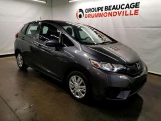 Used 2016 Honda Fit LX for sale in Drummondville, QC