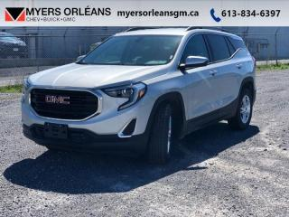 Used 2019 GMC Terrain SLE  - Heated Seats - SIriusXM for sale in Orleans, ON