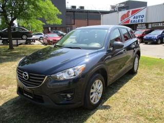 Used 2016 Mazda CX-5 GS~AWD~BSM~SUNROOF~BACK-UP CAM.~EXTRA CLEAN!!! for sale in Toronto, ON