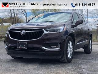 Used 2019 Buick Enclave Essence  EXECUTIVE DEMO for sale in Orleans, ON