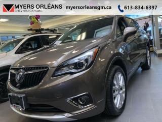 New 2019 Buick Envision Premium II  - Navigation - Leather Seats for sale in Ottawa, ON