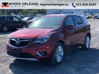 Used 2019 Buick Envision Premium II  - Navigation - Leather Seats for sale in Orleans, ON