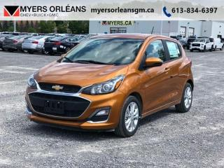 New 2019 Chevrolet Spark 1LT  - Fog Lamps - OnStar for sale in Ottawa, ON