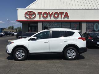Used 2015 Toyota RAV4 LE auto Ac power package for sale in Cambridge, ON