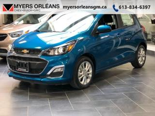 New 2019 Chevrolet Spark 1LT  - Sunroof - OnStar - Rearview Camera for sale in Ottawa, ON