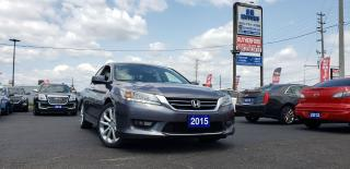 Used 2015 Honda Accord Touring for sale in Brampton, ON