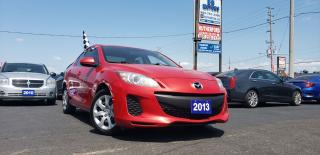 Used 2013 Mazda MAZDA3 GX for sale in Brampton, ON