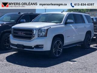 Used 2019 GMC Yukon SLT  - Leather Seats -  Heated Seats for sale in Orleans, ON