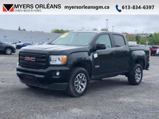 Used 2019 GMC Canyon All Terrain w/Cloth 4x4  - Heated Seats for sale in Orleans, ON