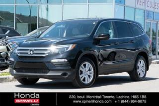 Used 2016 Honda Pilot DEAL PENDING LX AWD 8 PASS 8 PASS AWD BLUETOOTH CAM RECUL++ for sale in Lachine, QC