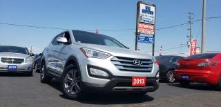 Used 2013 Hyundai Santa Fe Luxury AUTO LOADED LOW LOW KM for sale in Brampton, ON
