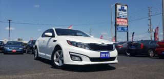 Used 2015 Kia Optima LX Excellent Condition! WE FINANCE! for sale in Brampton, ON