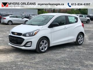 New 2019 Chevrolet Spark LS  - OnStar - Rearview Camera for sale in Ottawa, ON
