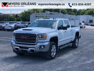 Used 2019 GMC Sierra 2500 HD SLT  - Sunroof - Navigation for sale in Orleans, ON