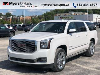 Used 2019 GMC Yukon XL Denali  WANT A STEAL OF A DEAL? for sale in Orleans, ON