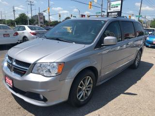 Used 2015 Dodge Grand Caravan One Owner l No Accudents for sale in Waterloo, ON