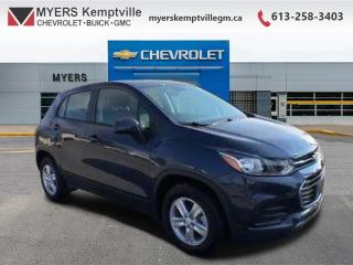 Used 2019 Chevrolet Trax LS  - MyLink for sale in Kemptville, ON