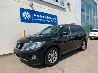 Used 2015 Nissan Pathfinder S 4WD - PWR PKG / BLUETOOTH for sale in Edmonton, AB