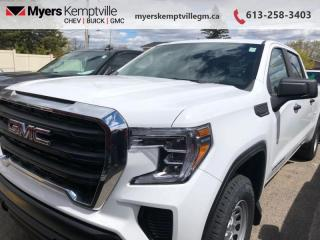 New 2019 GMC Sierra 1500 Base for sale in Kemptville, ON