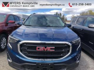 Used 2019 GMC Terrain SLE  - Navigation - Heated Seats for sale in Kemptville, ON