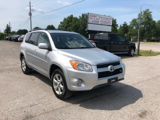 Used 2012 Toyota RAV4 LIMITED  for sale in Komoka, ON