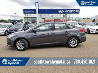 Used 2016 Ford Focus SE/BACK UP CAMERA/BLUETHOOTH/HEATED SEATS for sale in Edmonton, AB