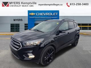 Used 2018 Ford Escape Titanium  LOADED NAVIGATION,PANORAMIC ROOF ,POWER TAILGATE for sale in Kemptville, ON