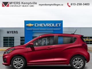 New 2019 Chevrolet Spark LT  - SiriusXM - MyLink for sale in Ottawa, ON