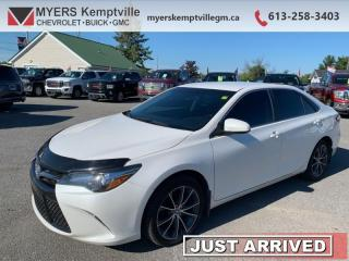 Used 2015 Toyota Camry XSE  -  - Air - Tilt for sale in Ottawa, ON