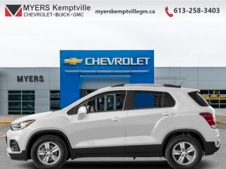Used 2019 Chevrolet Trax LT  - MyLink for sale in Kemptville, ON