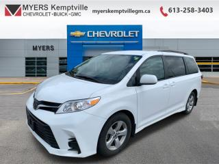 Used 2018 Toyota Sienna LE 8-Passenger  - Heated Seats for sale in Kemptville, ON