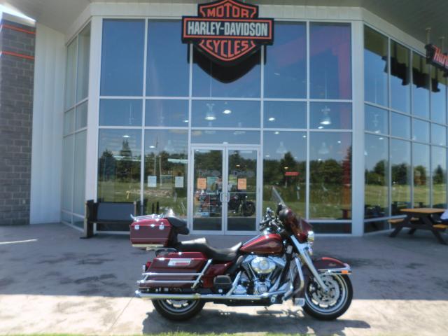 2008 Harley-Davidson Electra Glide FLHTC ELECTRA GLIDE CLASSIC
